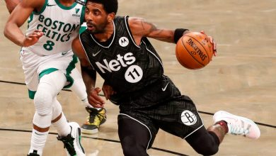 Kyrie Irving out of Nets lineup with new injury