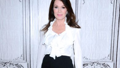 """RHOBH Alum Lisa Vanderpump Says Life Has Been """"Pretty Dark"""" And """"Heavy"""" Due To The State Of Her Business Affairs As PUMP Is Set To Reopen Amid Closure And Tax Problems"""