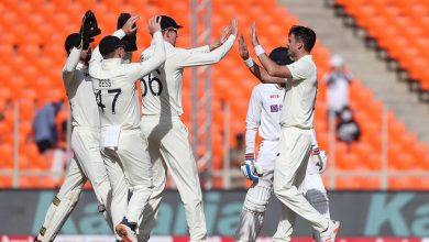 Live Report - India vs England, 4th Test, Ahmedabad, 2nd day