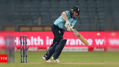 Losing like this way better than suffering a 10-run defeat, says Morgan | Cricket News - Times of India