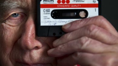 Lou Ottens, inventor of cassette tapes and CDs, dead at 94