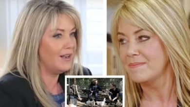 Lucy Alexander says parts of Meghan and Harry's interview looks 'staged'