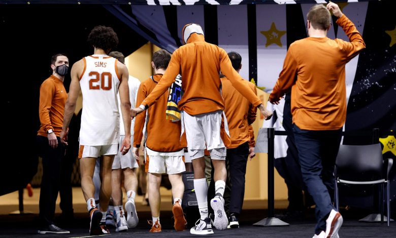 March Madness 2021: Texas was the biggest loser
