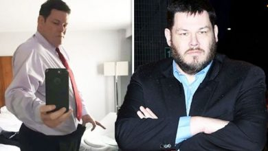Mark Labbett: The Chase star details why he feels 'guilty' about staggering weight loss