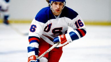 Mark Pavelich's Olympic teammates shocked by ex-Ranger's tragic death