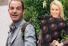 Martin Lewis pokes fun at presenter wife's Twitter update 'Worst Spot the Difference ever'