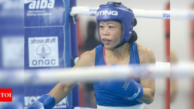 Mary Kom enters semis of Spanish tournament; assured of medal   Boxing News - Times of India
