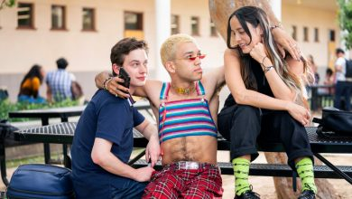 Meet the teen behind HBO Max's sexually charged 'Genera+ion'