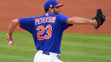 Mets' David Peterson gets rotation endorsement from Luis Rojas