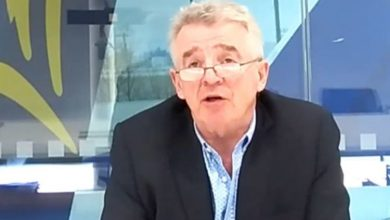 Michael O'Leary: Ryanair WILL survive - predicts demand 'if Europeans catch up with UK'