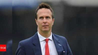 Michael Vaughan warns Test cricket a 'joke' if England rotate in Ashes   Cricket News - Times of India