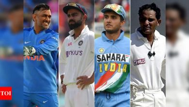 Motera test: Lost the toss? No problem: How four Indian captains' luck has fared in the coin toss | Cricket News - Times of India