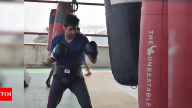 My opponent is still a kid, my unbeaten streak will continue: Vijender | Boxing News - Times of India