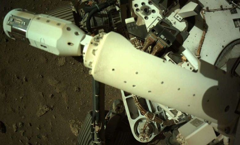 NASAs Perseverance Mars rover deploys wind sensor as health checks continue