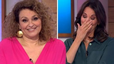Nadia Sawalha addresses reasoning behind recent Loose Women exits 'I can understand it'