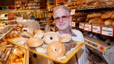 New York is outraged by the claim that California has the best bagels