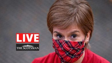 Nicola Sturgeon lockdown statement LIVE: First Ministersets out dates forreopening of retail and hospitality