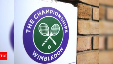 No queue, reduced crowds at Wimbledon as COVID-19 causes ticketing change | Tennis News - Times of India