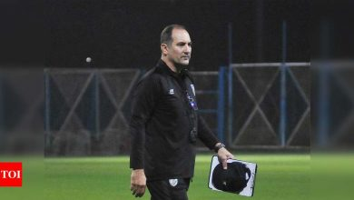 Not a single player will be eliminated for one or two mistakes: Igor Stimac | Football News - Times of India