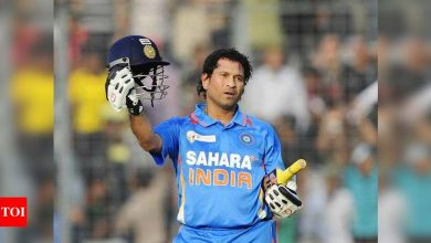 On this day in 2012, Sachin Tendulkar scored his 100th international ton | Cricket News - Times of India
