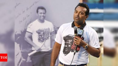 Only best players should represent country in Olympics: Paes   Tennis News - Times of India