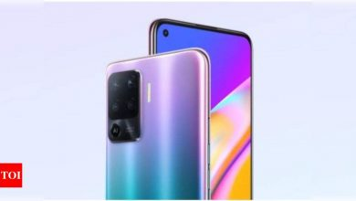 Oppo A94 with Android 11 and 4,310mAh battery launched - Times of India