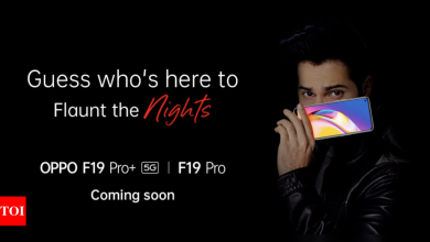 Oppo F19 Pro series teased on Amazon, India launch expected soon - Times of India