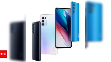 Oppo Find X3 Neo, Find X3 Lite smartphones launched: Price, specs and more - Times of India