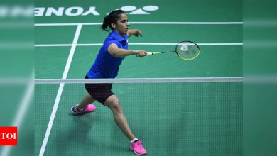 Orleans Masters: Saina Nehwal loses to Line Christophersen in semis | Badminton News - Times of India