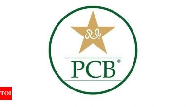 PCB shuts offices after senior official tests positive for COVID-19 | Cricket News - Times of India