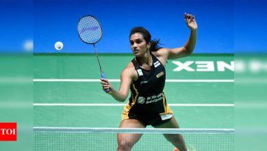 PV Sindhu in Swiss Open final; Kidambi Srikanth exits | Badminton News - Times of India