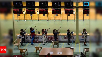 Pakistan shooter gets Indian visa for ISSF World Cup   More sports News - Times of India