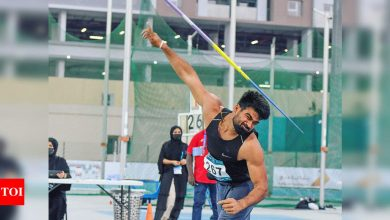 Para-javelin thrower Sandeep's missed dope test not to be considered whereabouts failure: IPC | More sports News - Times of India