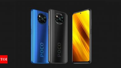 Poco X3 Pro price leaked ahead of official launch - Times of India