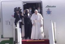 Pope Francis departs Iraq after historic trip - Times of India