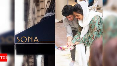 Priyanka Chopra set to open an Indian food restaurant in New York, shares pictures from pooja with Nick Jonas - Times of India