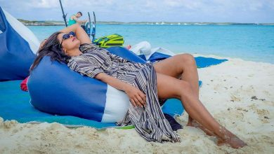 Priyanka dreams of a boat on an island with her
