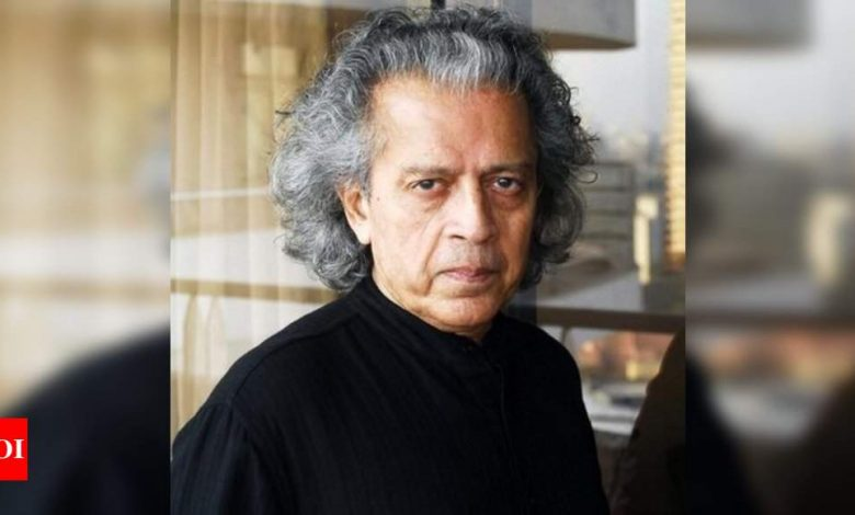 Prominent journalist and writer Anil Dharker passes away - Times of India