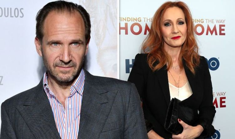 Ralph Fiennes: Harry Potter actor 'can't understand the vitriol directed at JK Rowling'