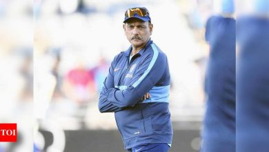 Ravi Shastri wonders how India went down from No. 1 to 3 in WTC points table | Cricket News - Times of India