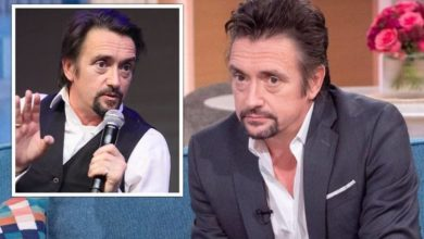 Richard Hammond jokes about why he's had so many car accidents: 'Lack of ability'
