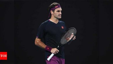 Roger Federer out of Miami Open; will train to 'work his way back'   Tennis News - Times of India