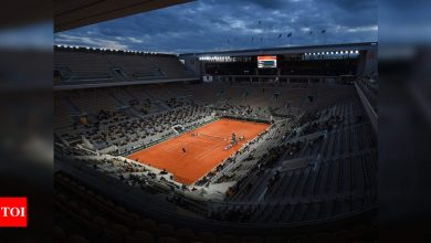 Roland Garros confident of May-June return | Tennis News - Times of India