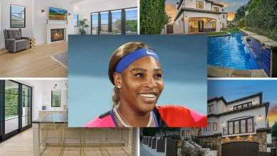 Serena Williams lists Beverly Hills home for $7.5M after Australian Open loss