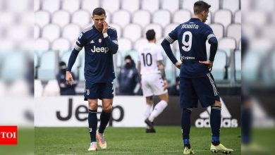 Serie A: Juventus suffer shock loss to Benevento | Football News - Times of India