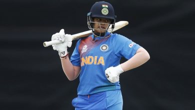Shafali Verma goes past Beth Mooney to top spot among T20I batters