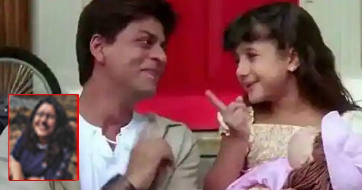"""Shah Rukh Khan's Cute Lil Co-Star From KHNH Is 25 Now, Says """"I'm Not Earning Anything,"""" Check Out"""