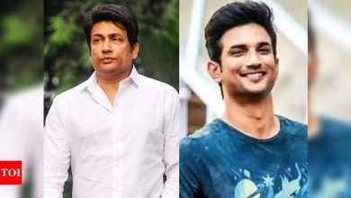 """Shekhar Suman remembers Sushant Singh Rajput on the occasion of Maha Shivratri, says, """"hoping justice is done soon"""" - Times of India"""