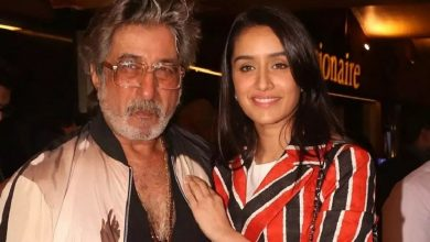 Shraddha Kapoor Asks Her Father Shakti Kapoor To Quit Smoking As Her Birthday Gift, Deets Inside