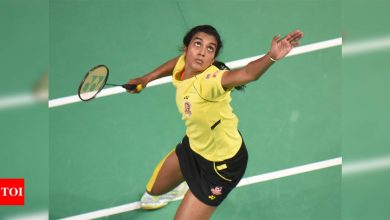 Sindhu in Swiss Open semifinals | Badminton News - Times of India